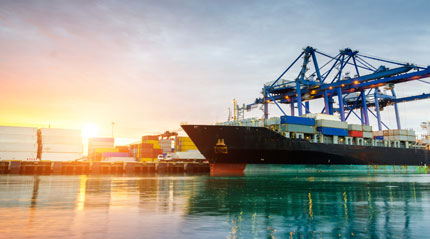 management of risk in export business